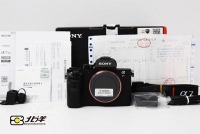 99新 索尼 A7R II 大陆行货带包装(BG10140003)