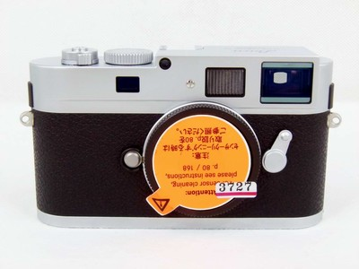 包装齐全的徕卡 M9-P银色