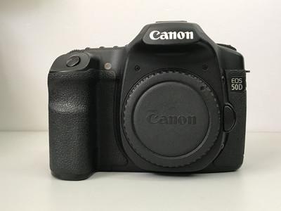 佳能单反数码相机EOS 50D 机身 【3074#】天津福润相机