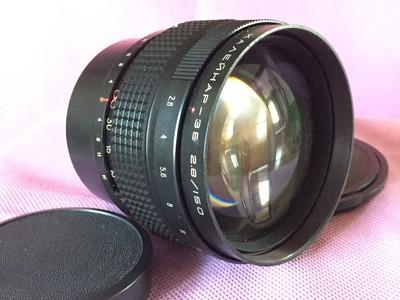 基辅60相机使用的150镜头