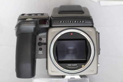 【中画幅相机】Hasselblad 哈苏 H1 机身+后背(NO:3348)