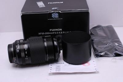 富士 XF 55-200/3.5-4.8 55-300 mm F3.5-4.8 富士55-200 99新