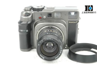 Mamiya玛米亚 7+65/4L 广角套机 中画幅专业胶片 旁轴相机 黄斑
