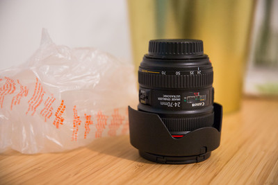 佳能 EF 24-70mm f/4L IS USM