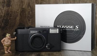 富士 KLASSE S 38mm f:2.8 月光机 箱说全 几乎全新