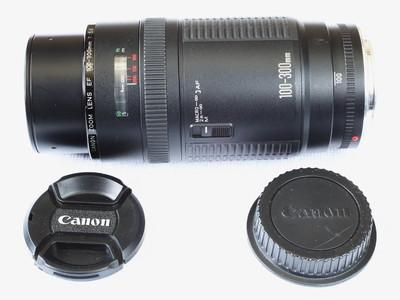 EF 100mm 300mm f5.6 带微距功能