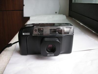 很新理光RT-550型号,35和70mm双焦镜头相机,收藏使用rt--550