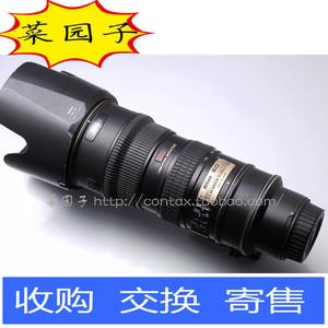 尼康 70-200 AF-S VR 70-200mm f/2.8G IF-ED(小竹炮)
