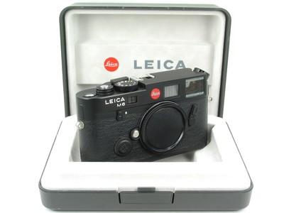 Leica 徕卡 M6 Black TTL 后期款 0.72  新同品
