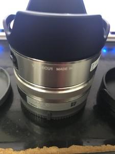 索尼E16+ecu1广角附加镜头 等效全画幅18mm