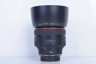 11新二手 Canon佳能 85/1.2 L EF 一代 大眼睛(B4254)【京】