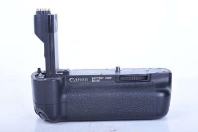 90新二手Canon佳能 BG-E6 单反手柄 适用5D2(B1577)【京】