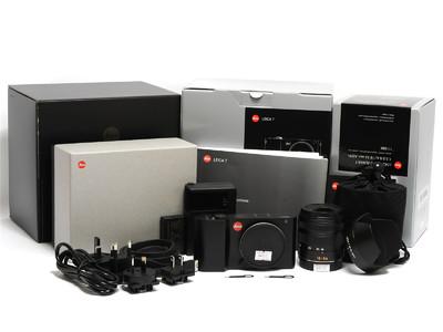 徕卡 T Typ701 机身黑色 连TL 18-56mm F/3.5-5.6镜头 *超美品*