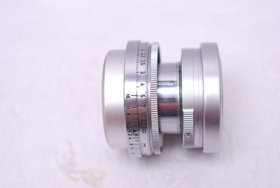 徕卡 L 50/2 50mm f2 leica 徕卡L50/2 L39 罗口 美品