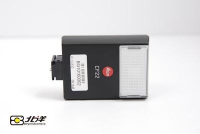 98新 徕卡 cf-22 闪光灯 (BG10160002)【已成交】