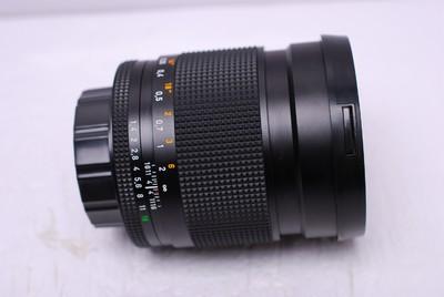 康泰时 35/1.4 35 mm F1.4 CONTAX MMJ YC 康泰时35/1.4 成色好