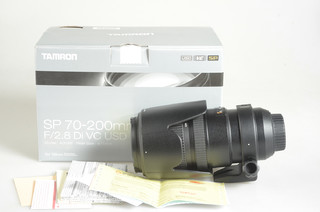 98新 腾龙 SP 70-200mm F/2.8 Di VC USD(A009)尼康口