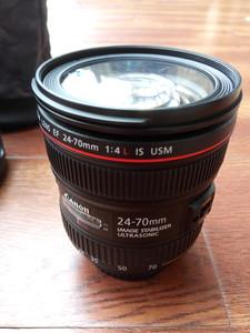 99新佳能 EF 24-70mm f4L IS USM