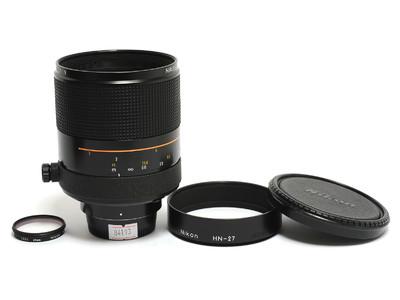 尼康/Nikon Reflex-Nikkor 500mm F/8 折反镜頭 新版本 *美品*