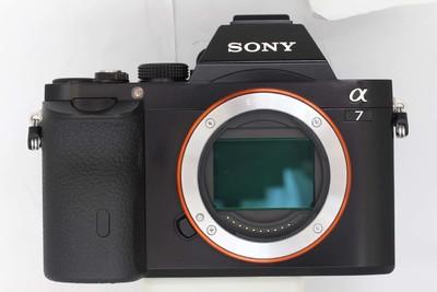 【全画幅微单数码相机】索尼 ILCE-7(NO:6053)