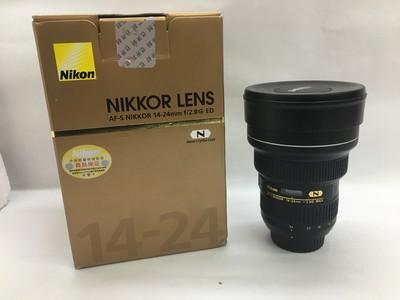 【天津瑞亚】98新 尼康 AF-S Nikkor 14-24/2.8G ED 镜头