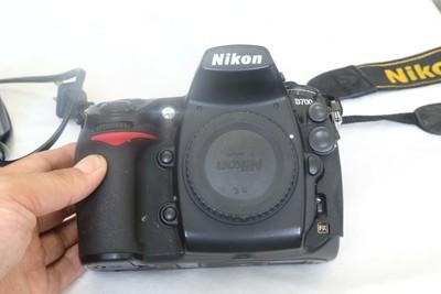 出一台尼康 D700