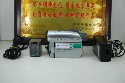 95新 索尼 DCR-HC28E 摄像机 Mini DV 磁带录像机 蔡司镜头