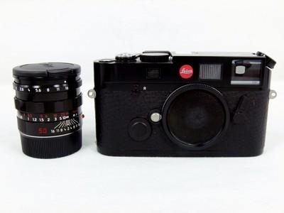 徕卡Leica M6带M50/1.4纪念版套机