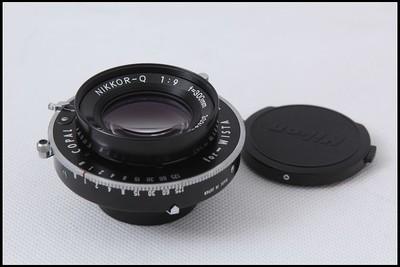 尼康 NIKKOR-Q300/9 大画幅座机镜头