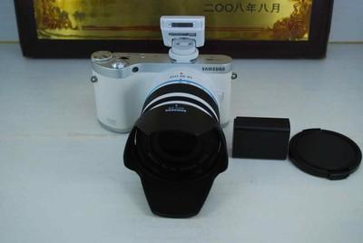 99新 三星 NX300 微单 单电数码相机 2030万像素 触摸翻转屏