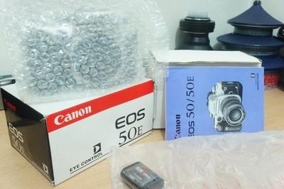Canon EOS 50E 眼控相机