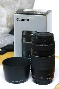 佳能 EF 75-300mm f/4-5.6 III