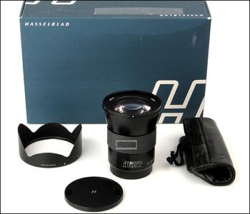 哈苏 Hasselblad 35/3.5 HC 广角镜头 带包装 快门500次
