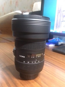 适马 12-24mm f/4.5-5.6 EX DG HSM II尼康口