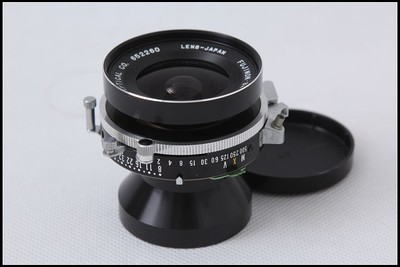 富士龙FUJINON SW65/8  4X5大画幅座机镜头