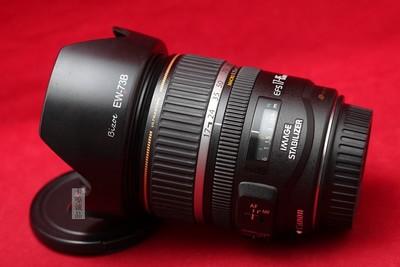 Canon 佳能 EFS 17-85 17-85/4-5.6 IS USM 实物拍摄 美品成色