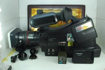 松下 HDC-MDH1 高清专业摄像机 DV 录像机 光学防抖 可置换