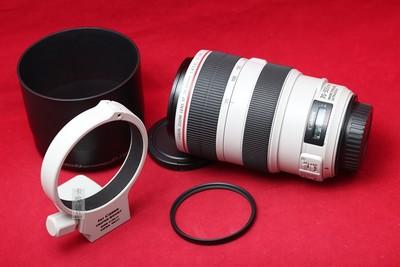 Canon 佳能 EF 70-300 70-300/4-5.6L IS USM 红圈 美品成色