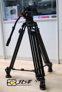 90新 意美捷E-IMAGE 7080三脚架带液压云台(BG06190006)