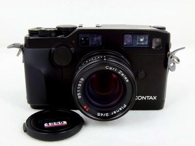 康泰时Contax G2 带45/2黑色套机