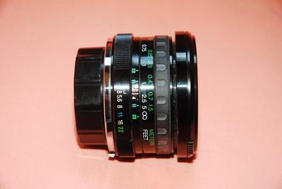 95新日本威达(Vivitar)19mm/f3.8超广角镜