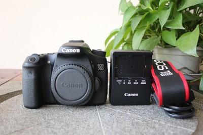 96新二手 Canon佳能 70D 单机 中端单反相机(W11303)【武】