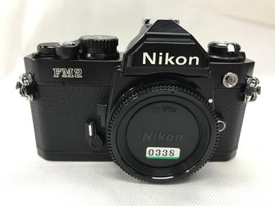 98新尼康NIKON FM2胶片机黑色蜂窝帘