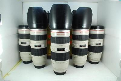 千亿国际娱乐官网首页 70-200 F2.8L 小白 单反镜头 专业红圈恒圈长焦人像 可置换