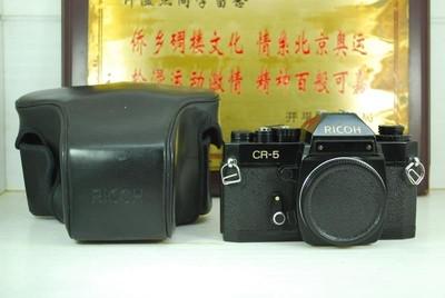 PK口 Ricoh/理光 CR-5 135胶卷机械单反相机 胶片机 收藏