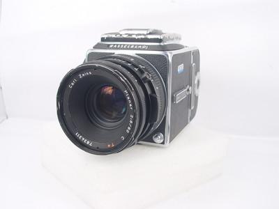 哈苏 Hasselblad 500CM 带原装80/2.8 镜头 套机 便宜出