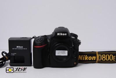 99新 尼康 D800E (BG11040005)【已成交】