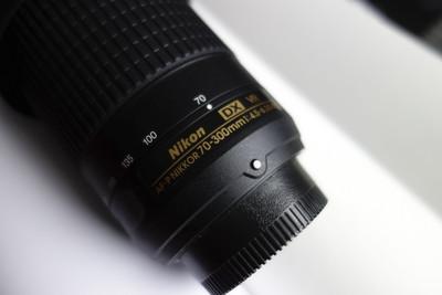 尼康AF-P DX 70-300 VR