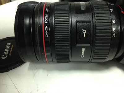 转让佳能 EF 24-70mm f/2.8L II USM