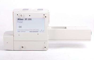 尼康 SF-200 滑动式给料机 5000ED用片夹 #jp18223